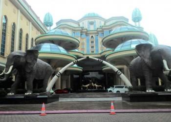هتل و مرکز خرید سان وی