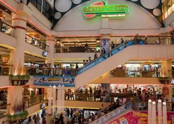 مرکز خرید سونگی وانگ پلازا