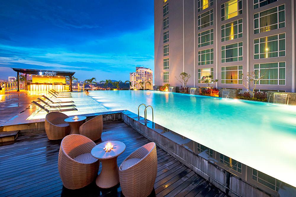 Hatten Hotel Melaka, Malacca, Malaysia