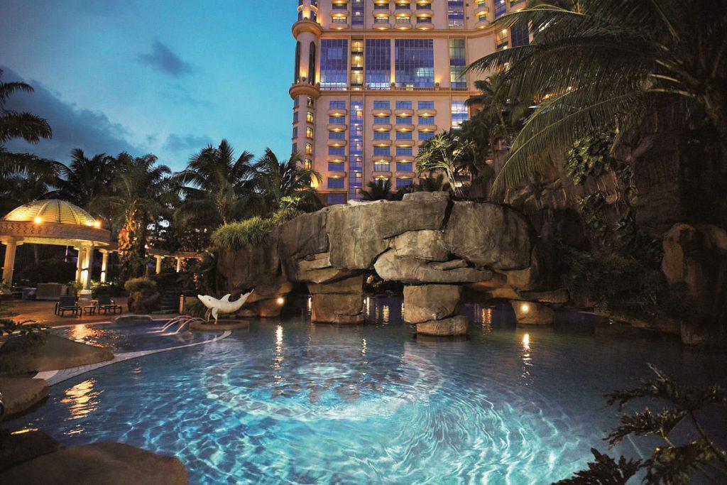 Sunway Resort Hotel & Spa, Kuala Lumpur, Malaysia